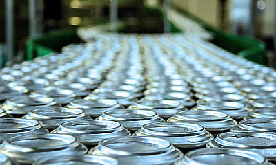 Service for beverage can filling systems